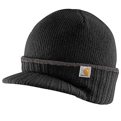 Carhartt Men's Black Marshfield Hat - front