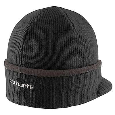 Carhartt  Black Marshfield Hat - back