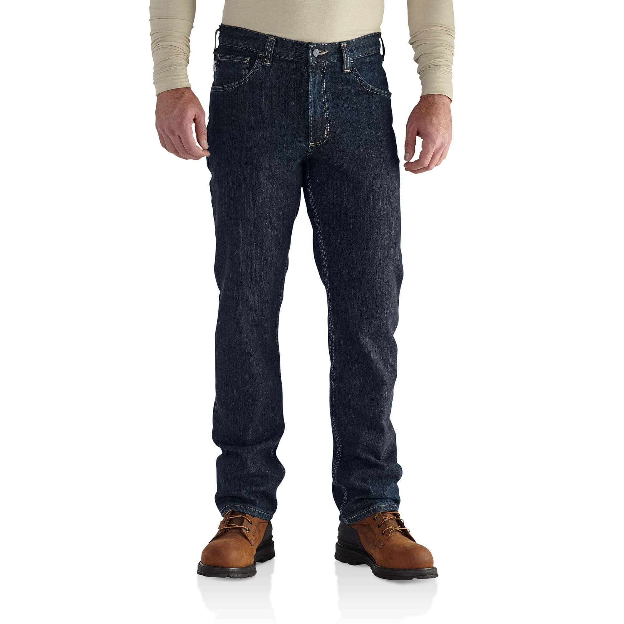 761991a452d0 Men s Flame-Resistant Rugged Flex® Jean - Straight Traditional Fit ...