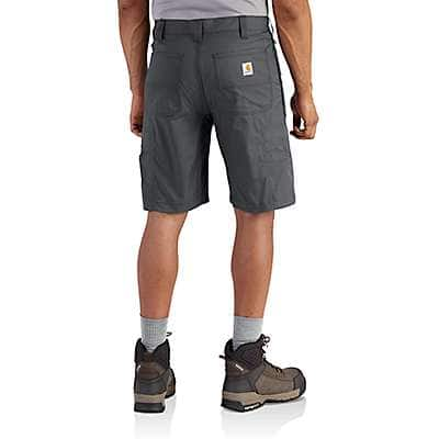 Carhartt Men's Dark Khaki Force Extremes® Cargo Short - back