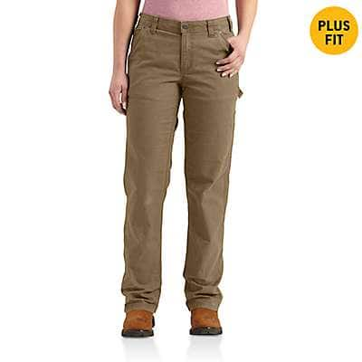 Carhartt Women's Yukon Original Fit Crawford Pant - front