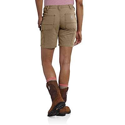Carhartt Women's Yukon Original Fit Crawford Short - back