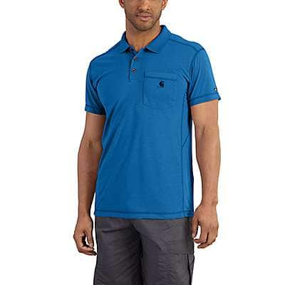Carhartt Men's Huron Force Extremes® Pocket Polo - front