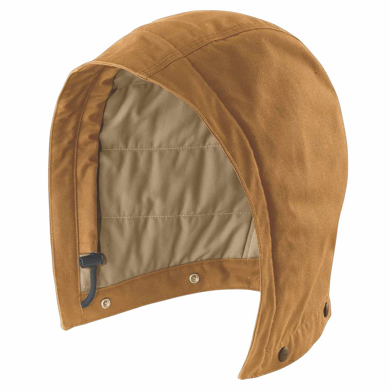 Picture of Flame-Resistant Quick Duck® Hood in Carhartt Brown