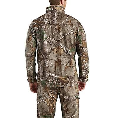 Carhartt Men's Realtree Xtra Buckfield Jacket - back