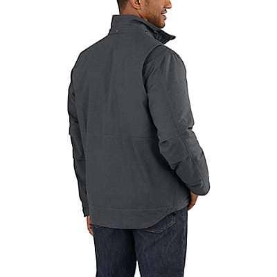 Carhartt Men's Black Full Swing® Cryder Jacket - back