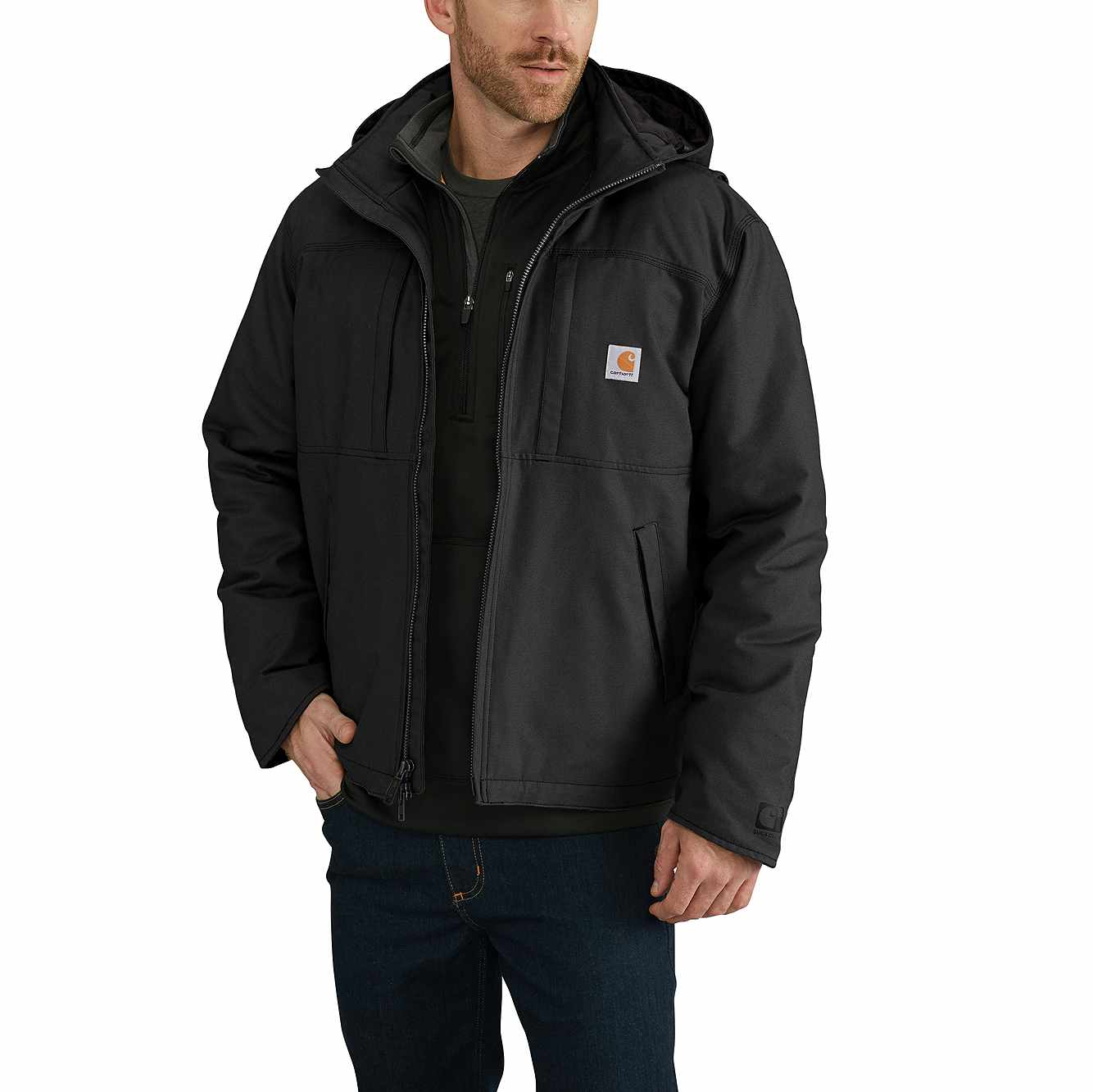 Picture of Full Swing® Cryder Jacket in Black