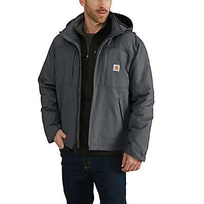 Carhartt Men's Shadow Full Swing® Loose Fit Quick Duck Insulated Jacket