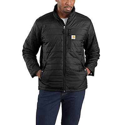 Carhartt Men's Black Gilliam Jacket - front