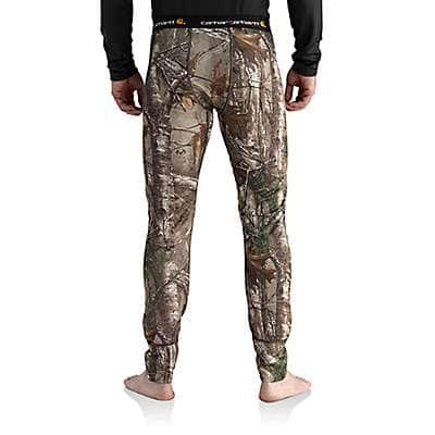 Carhartt Men's Realtree Xtra Carhartt Base Force Extremes® Cold Weather Camo Bottom - back