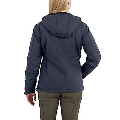 Carhartt Women's Black Full Swing® Cryder Jacket - back