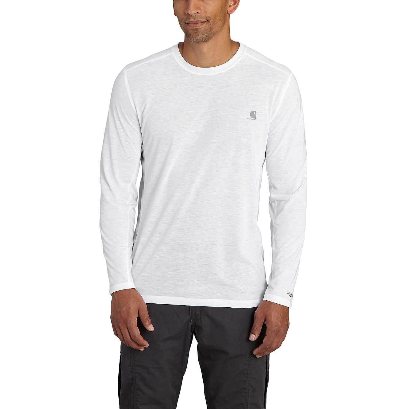e0b0cab2d026 Men's Carhartt Force Extremes® Long-Sleeve T- Shirt | Carhartt