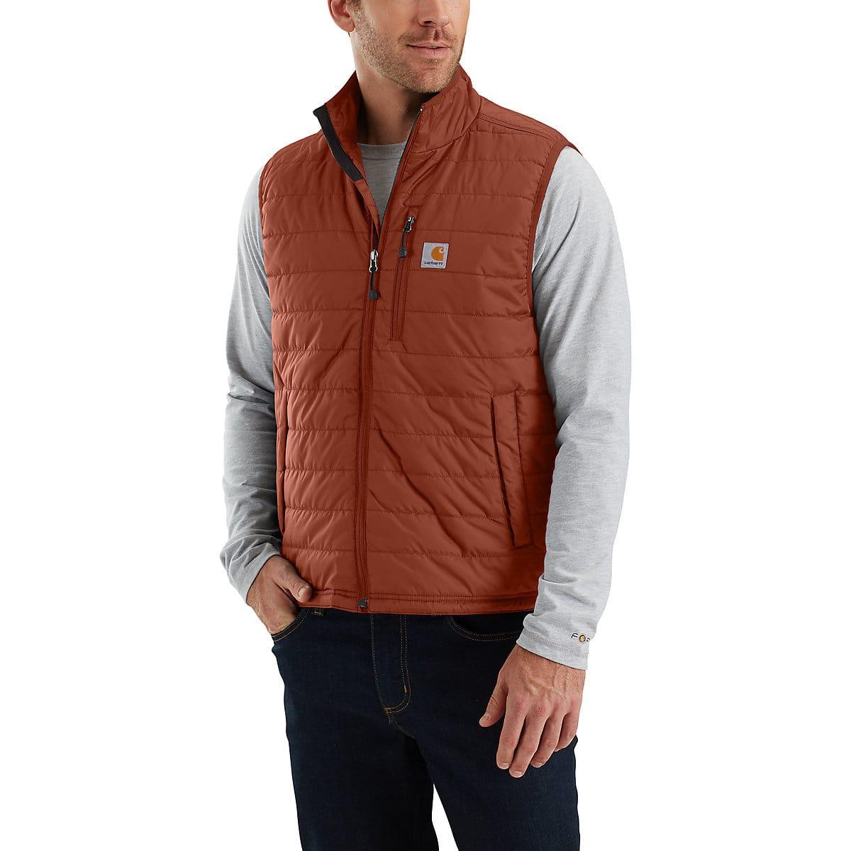 7f8478b9f2c40 Men's Gilliam Vest 102286   Carhartt