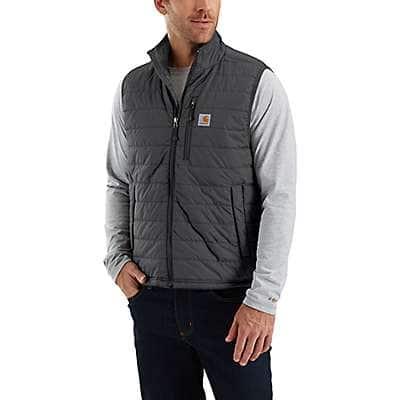 Carhartt Men's Shadow Rain Defender® Relaxed Fit Lightweight Insulated Vest