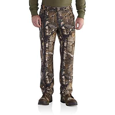 Carhartt Men's Realtree Xtra Rugged Flex® Rigby Camo Dungaree - front