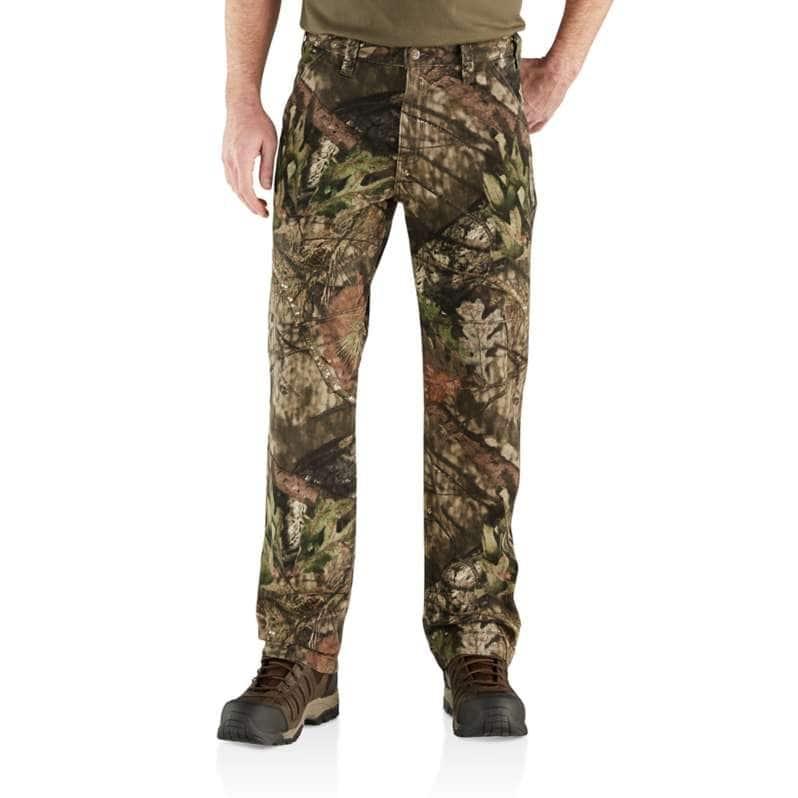 Carhartt  Mossy Oak Break Rugged Flex® Relaxed Fit Canvas Camo 5-Pocket Work Pant