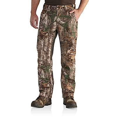 Carhartt Men's Realtree Xtra Buckfield Pants - front