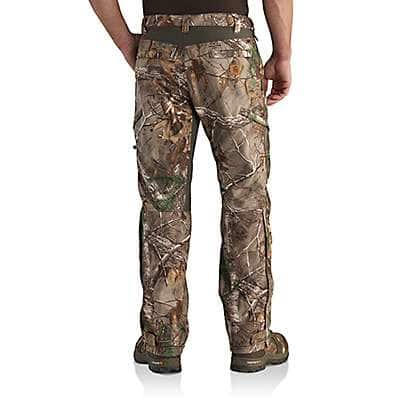 Carhartt Men's Realtree Xtra Buckfield Pants - back