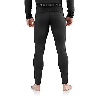 Carhartt Men's Black Carhartt Base Force Extremes® Lightweight Bottom - back