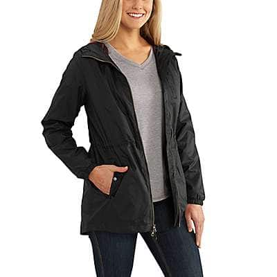 Carhartt Women's Black Rockford Jacket - front