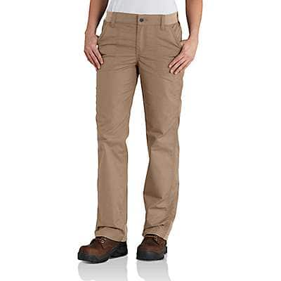 Carhartt Women's Field Khaki Force Extremes® Pant - front