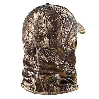 Carhartt Men's Realtree Xtra Carhartt Force® Williston 2 in 1 Cap - back