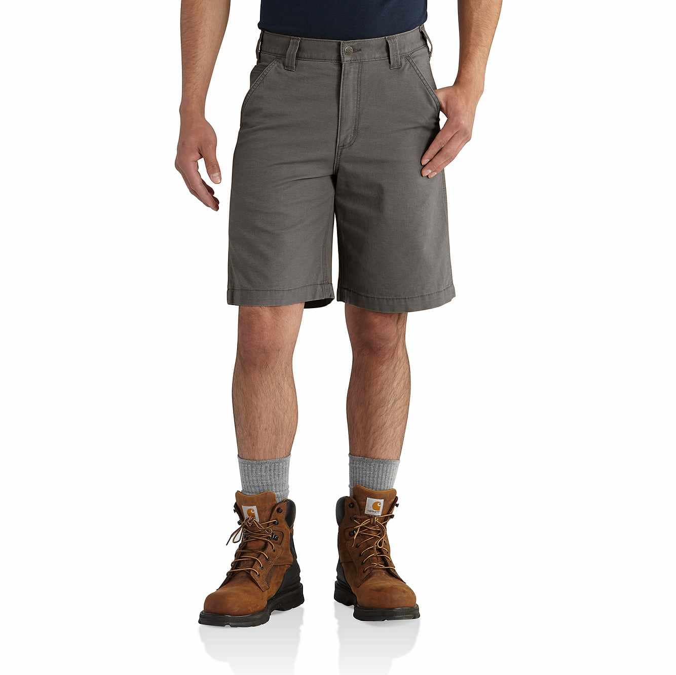 Picture of Rugged Flex® Rigby Short in Gravel