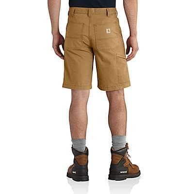 Carhartt Men's Tarmac Rugged Flex® Rigby Short - back