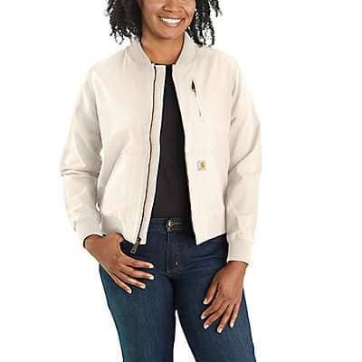 Rugged Flex® Relaxed Fit Canvas Jacket