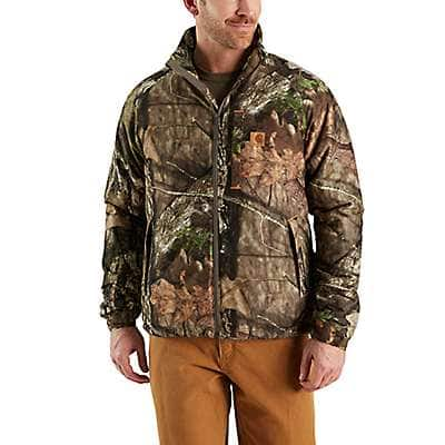 Carhartt Men's Mossy Oak Break-Up Country 8-Point Jacket - front