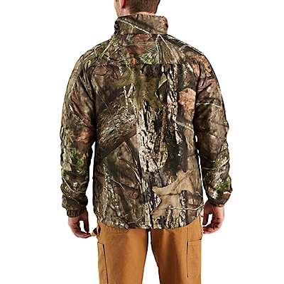 Carhartt Men's Realtree Xtra 8-Point Jacket - back