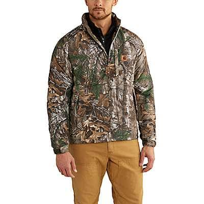 Carhartt Men's Realtree Xtra 8-Point Jacket - front