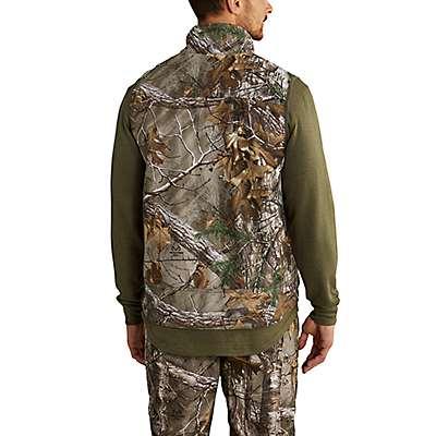 Carhartt Men's Realtree Xtra Buckfield Vest - back
