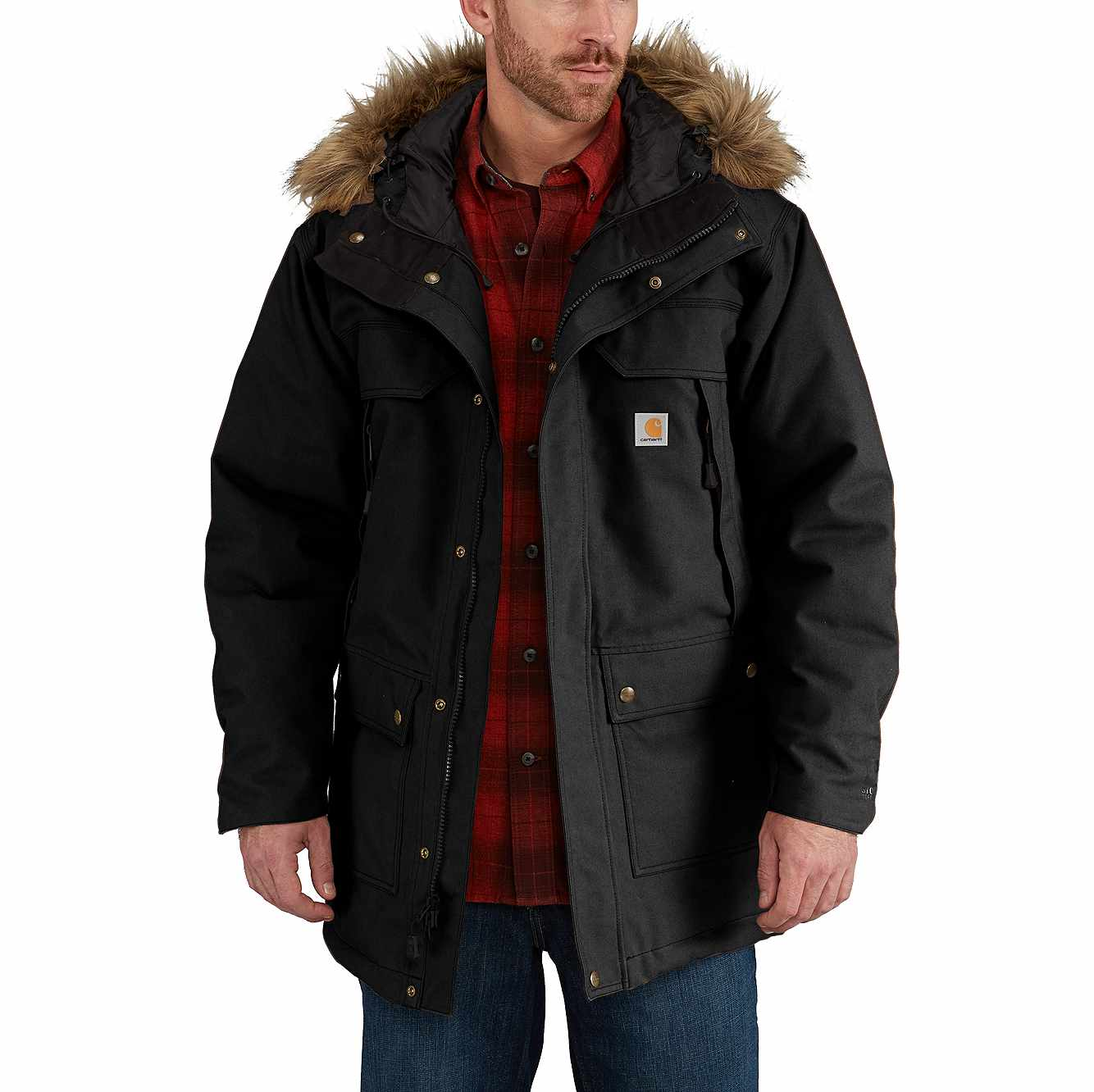 Quick Duck Sawtooth Parka