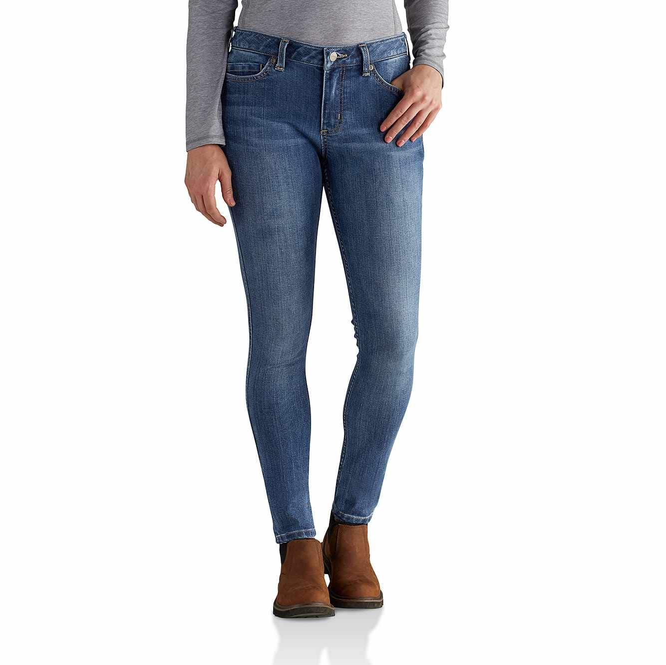 Picture of Slim-Fit Layton Skinny Leg Jean in Sundried
