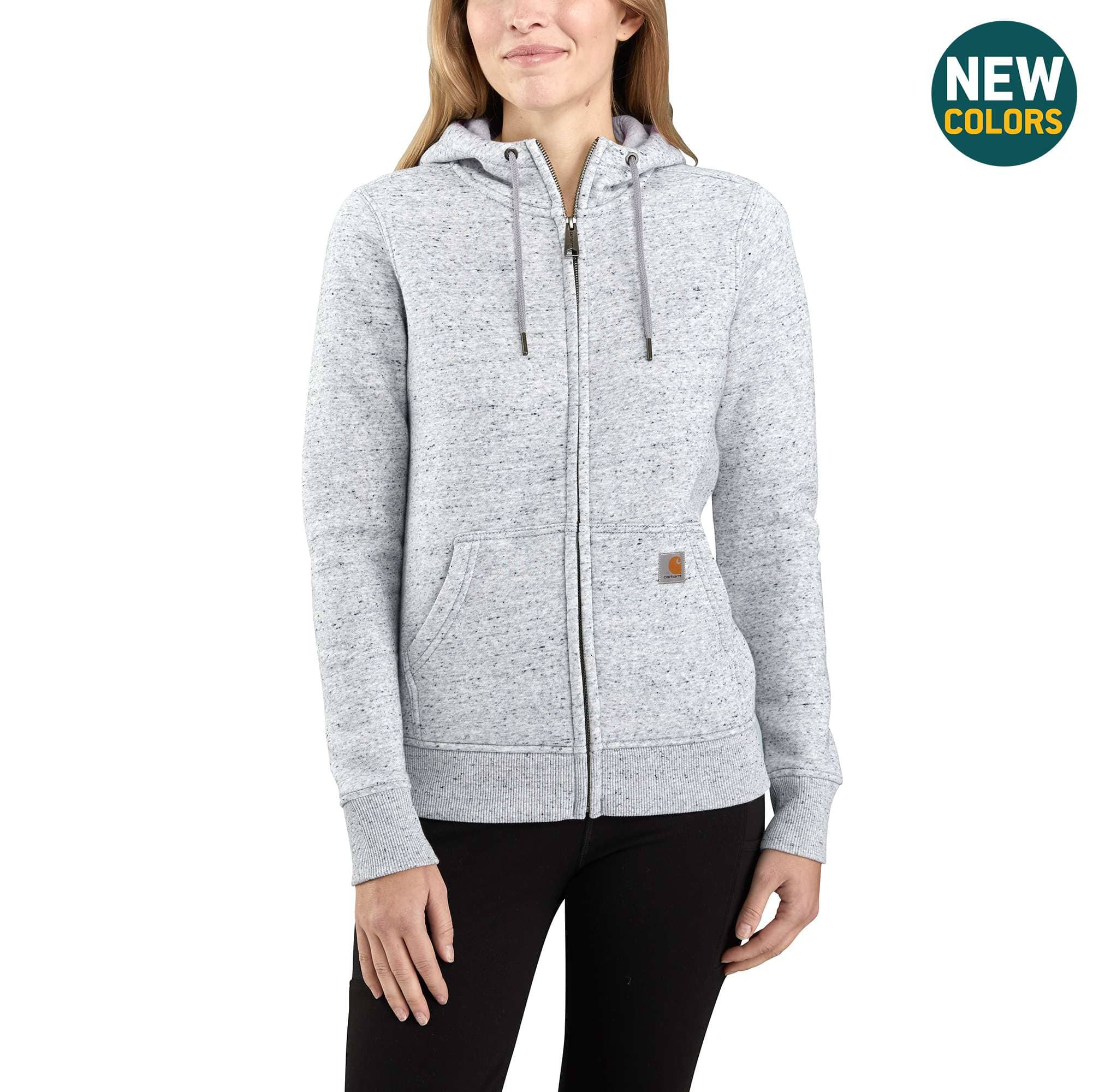 Picture of Clarksburg Full-Zip Hoodie in Asphalt Heather Nep