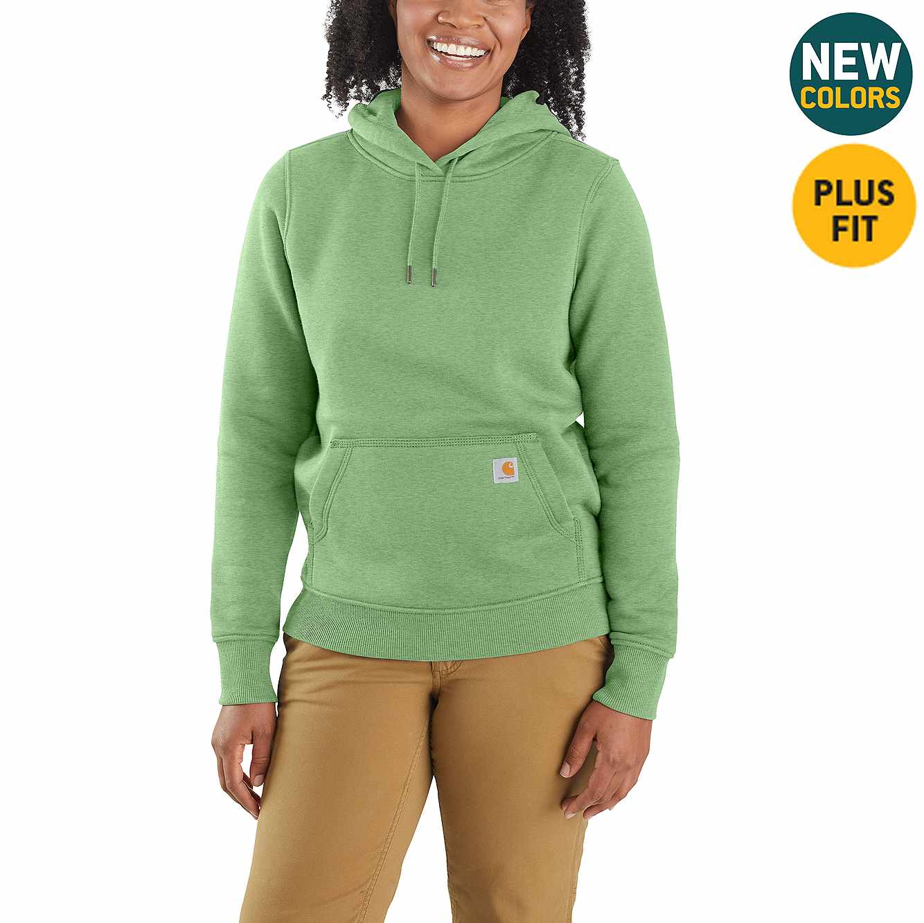 Picture of Clarksburg Pullover Sweatshirt in Boreal Heather