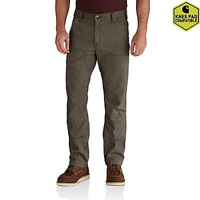 Carhartt Men's Shadow Rugged Flex® Rigby Double-Front Pant - front