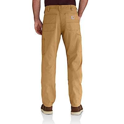 Carhartt Men's Shadow Rugged Flex® Rigby Double-Front Pant - back
