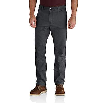 Carhartt Men's Shadow Rugged Flex® Relaxed Fit Canvas Double-Front Utility Work Pant