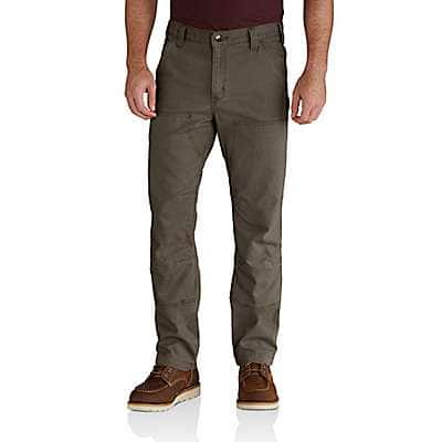Carhartt Men's Tarmac Rugged Flex® Relaxed Fit Canvas Double-Front Utility Work Pant