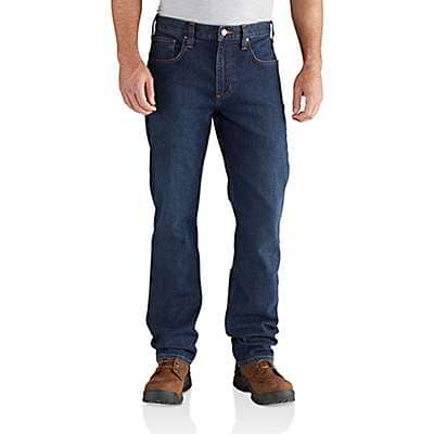Carhartt Men's Superior Rugged Flex® Relaxed Fit Straight Leg Jean - front