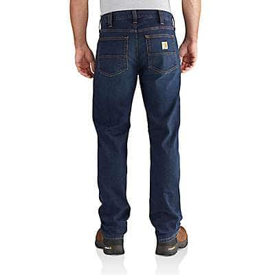 Carhartt Men's Superior Rugged Flex® Relaxed Fit Straight Leg Jean - back