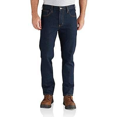 Carhartt Men's Erie Rugged Flex® Straight Fit Tapered Leg Jean