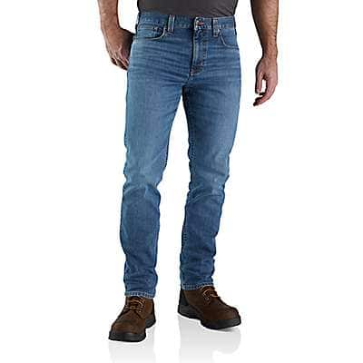 Carhartt Men's Houghton Rugged Flex® Straight Fit Tapered Leg Jean