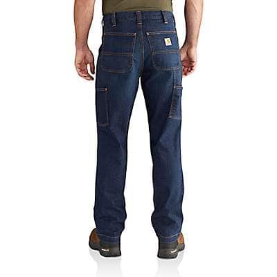 Carhartt Men's Superior Rugged Flex® Relaxed Fit Dungaree Jean - back
