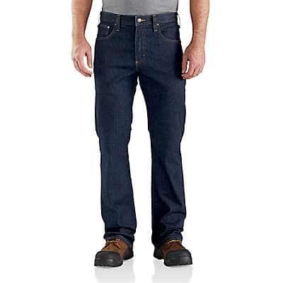 Carhartt Men's Erie Rugged Flex® Relaxed Fit Boot-Cut Jean - front