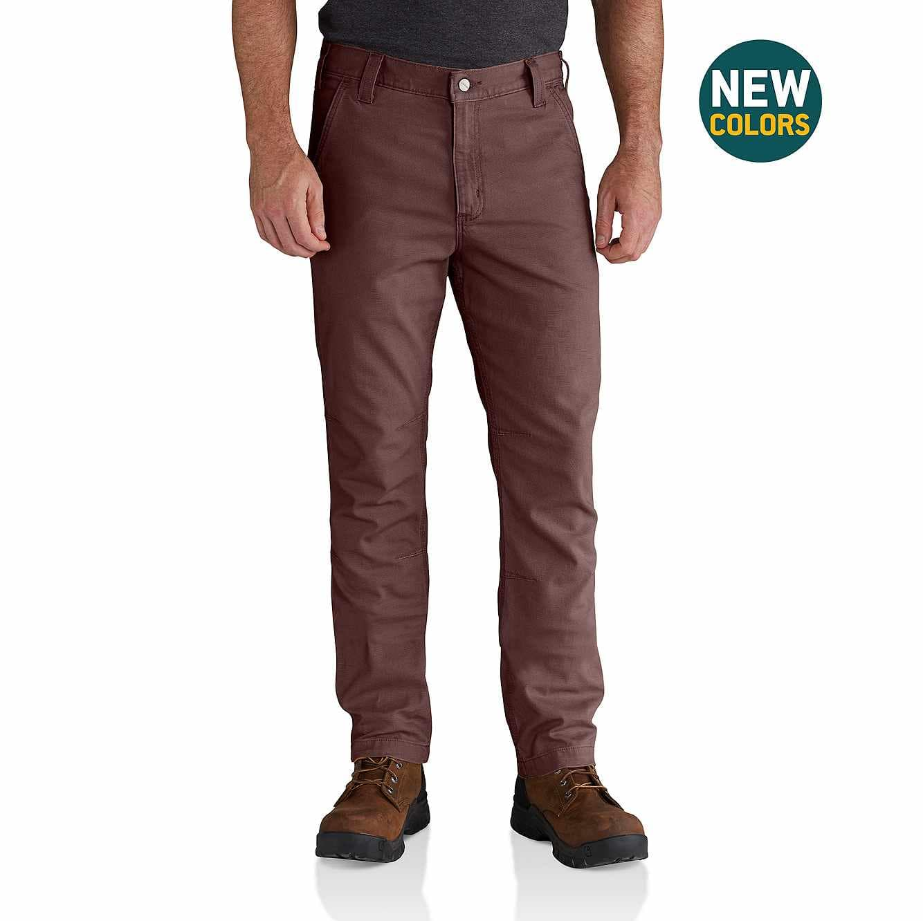 Picture of Rugged Flex® Rigby Straight Fit Pant in Dark Cedar