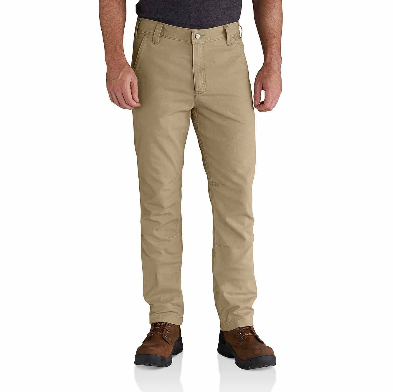 Picture of Rugged Flex® Rigby Straight Fit Pant in Dark Khaki