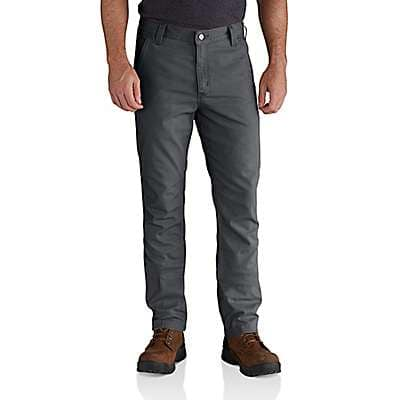Carhartt Men's Shadow Rugged Flex® Straight Fit Canvas 5-Pocket Tapered Work Pant